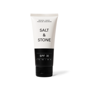 Salt & Stone SPF 30 Sunscreen Lotion | 10% off first order | Free express shipping and samples