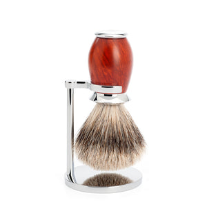 MÜHLE Holder for Shaving Brush | 10% off first order | Free express shipping and samples