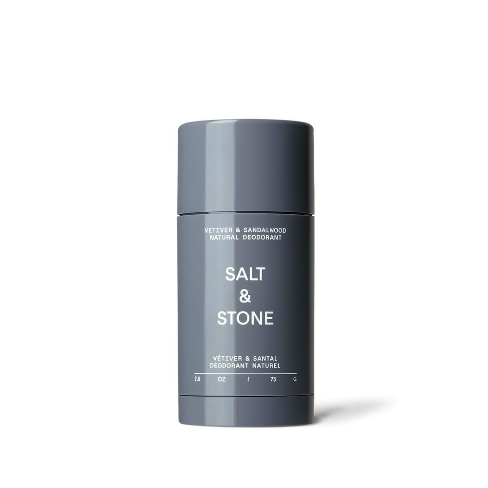Load image into Gallery viewer, Salt & Stone Natural Deodorant - Vetiver + Sandalwood | 10% off first order | Free express shipping and samples