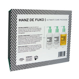 Hanz de Fuko Ultimate Care Package | 10% off first order | Free express shipping and samples