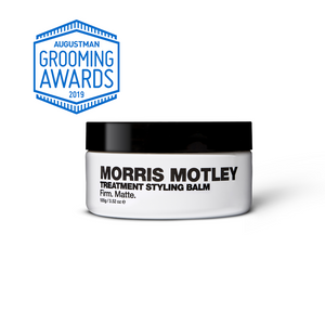 Morris Motley Treatment Styling Balm | 10% off first order | Free express shipping and samples