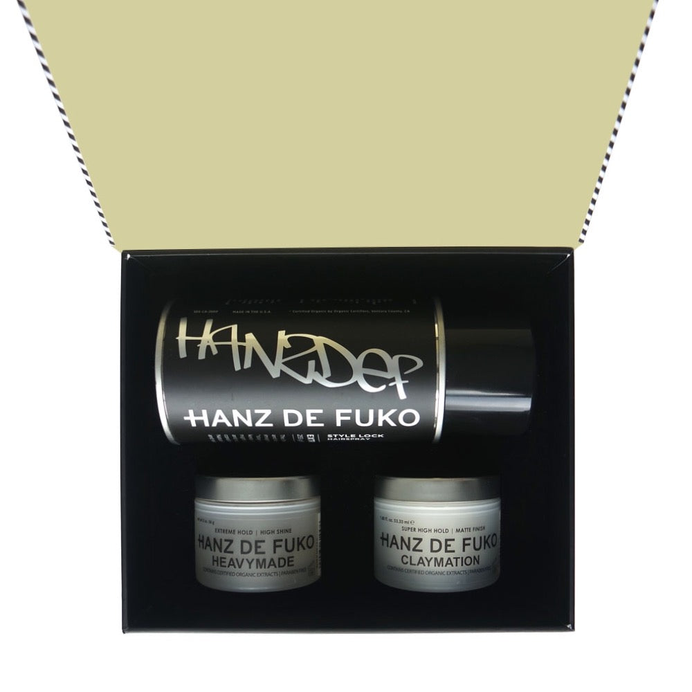 Hanz de Fuko Ultimate Styling Kit - DeckOut