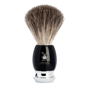 MÜHLE Shaving Brush Pure Badger VIVO | 10% off first order | Free express shipping and samples
