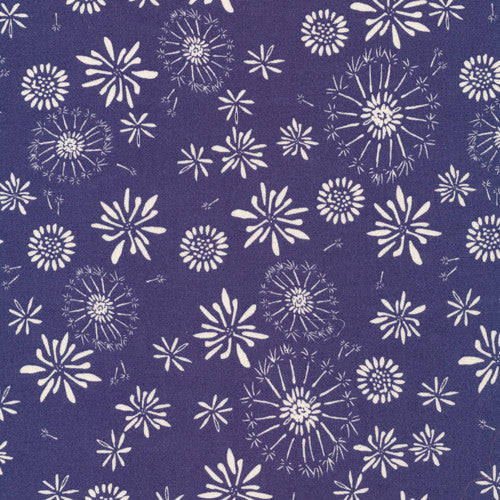 "Tumble Navy | ONE YARD PRE-CUT (36""X45"")"