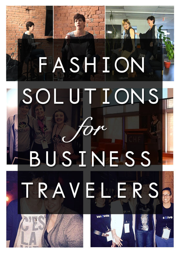 Fashion Solution for Business Travelers
