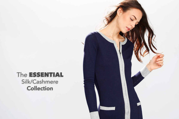 The Essential Silk/Cashmere Collection