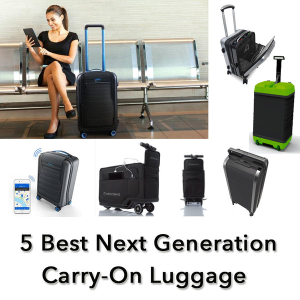 5 Best Next Generation Carry-On Luggage