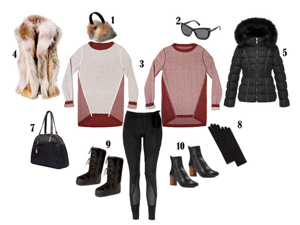 10 Items to Pack for the Perfect Winter Weekend Getaway