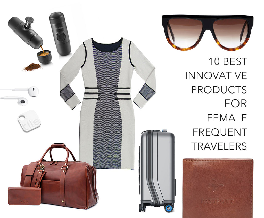 10 best innovative products for female frequent travelers