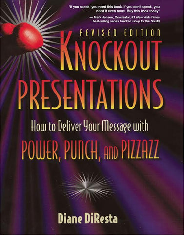Diane DiResta's book 'Knockout Presentations'.