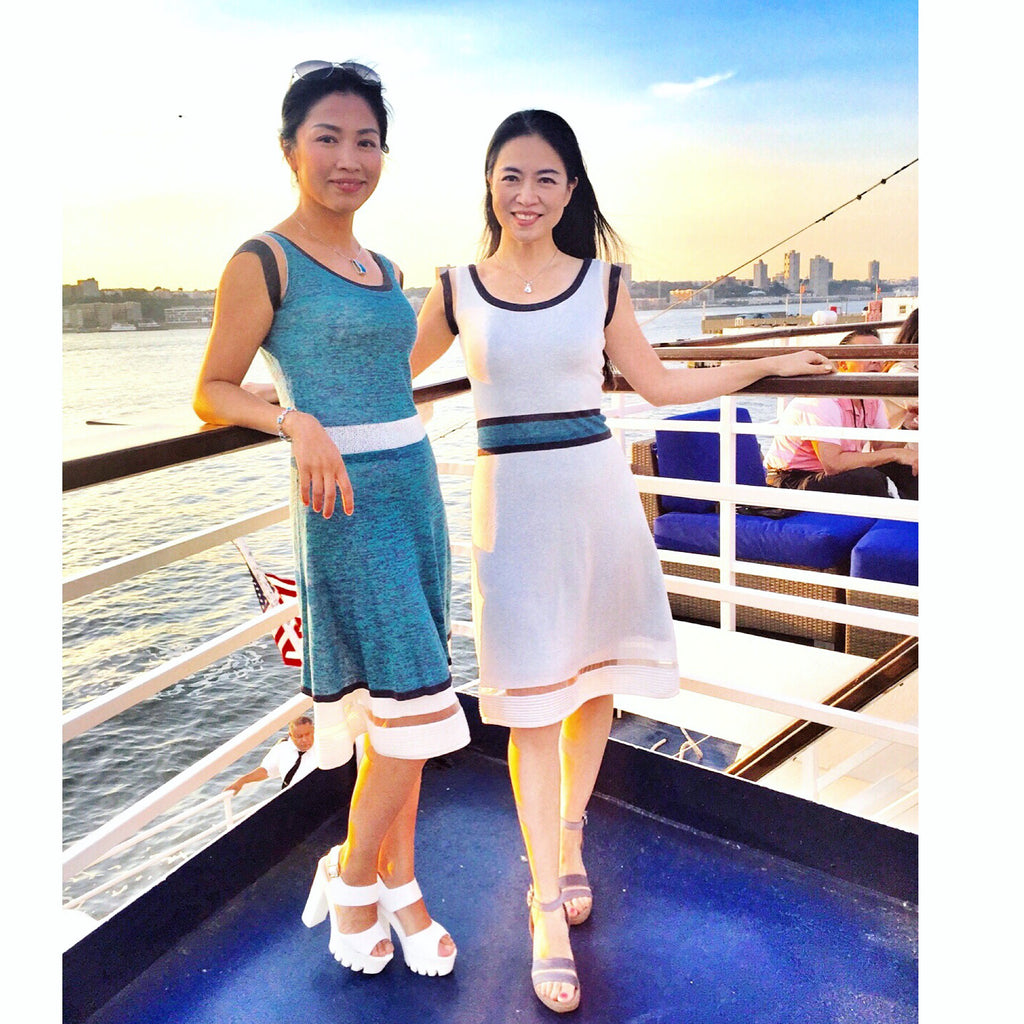 Travel reversible cruise dress_Adalina_Jia Collection