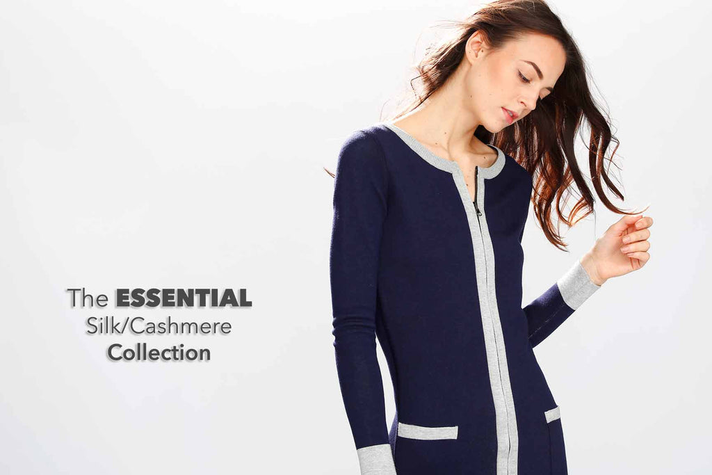 The Essential Silk/Cashmere Collection 12