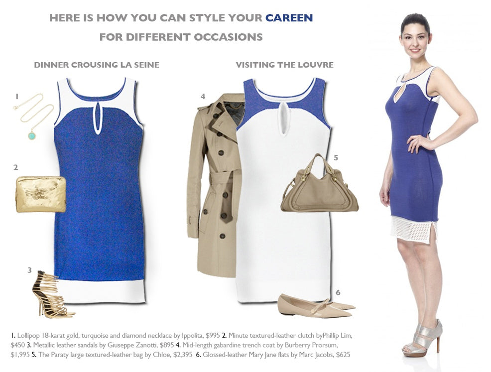 Careen Reversible Dress Jia Collection
