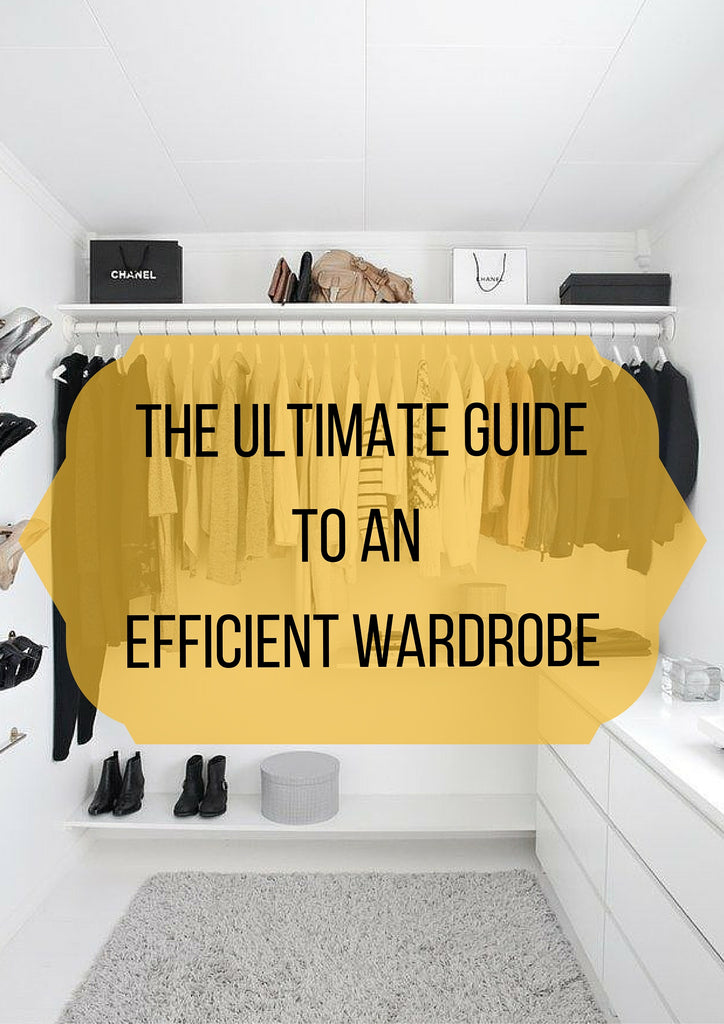 The ultimate guide to an efficient wardrobe solutioingenieria Gallery