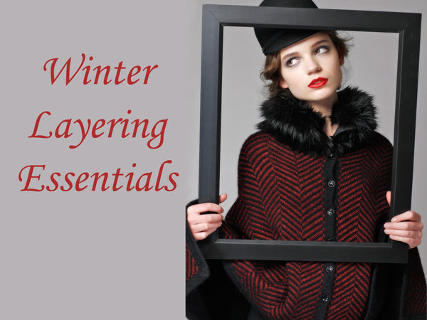 Winter Layering Essentials 1
