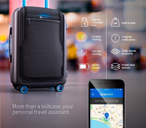 Bluesmart - Luggage, Travel Essentials, Best Travel Products