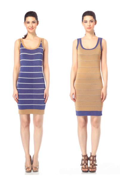 Elma reversible travel dress - Jia collection