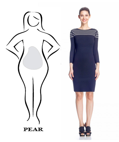 Dress for you Body Shape 6