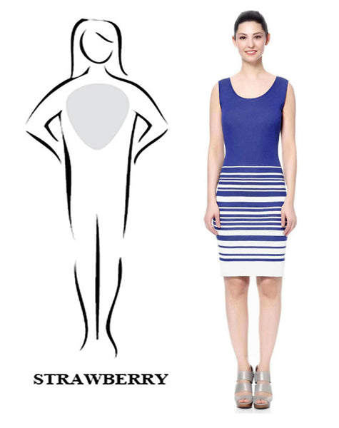 Dress for you Body Shape 4