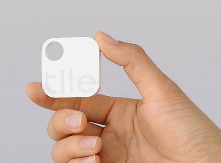 Tile, Portable Bluetooth Location Tracker, Never Lose Your Stuff Again, Bluetooth Location Tracking Device