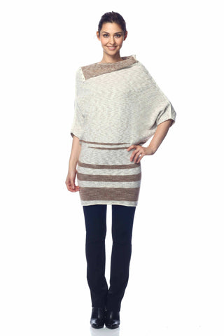 Dominika Luxury 3-Way Convertible Poncho
