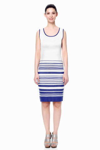 Abbee Reversible Sleeveless Knit-Dress