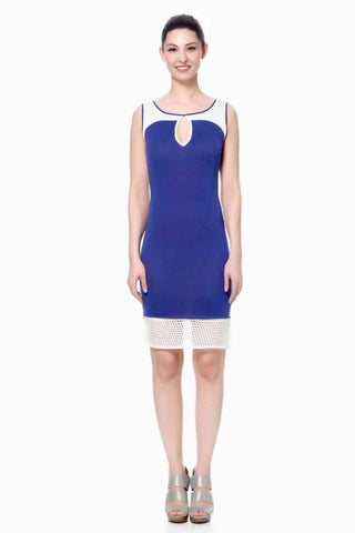 Gia Convertible Elegant Cocktail Dress with Adjustable Hemline