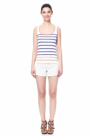 Abelle Reversible Stripe Tank Top