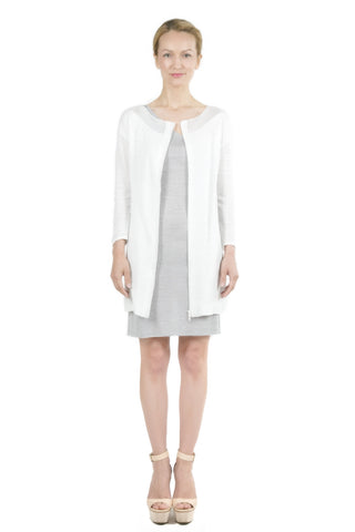 Hana Long Sleeve Reversible Knit-Dress