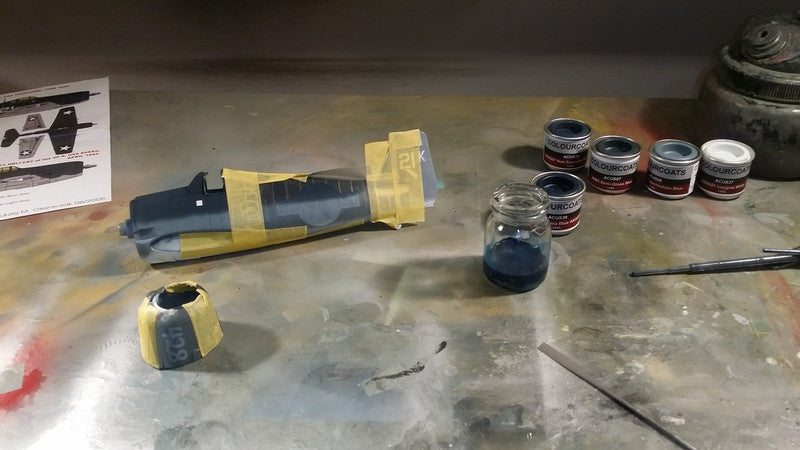 James' Grumman F6F-3 Hellcat 1/48 - Build Thread
