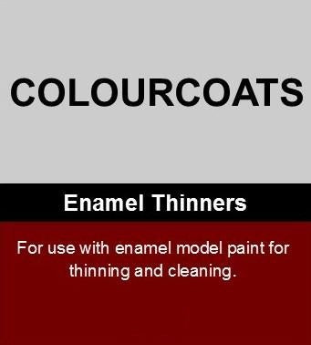 Colourcoats Thinners - 125ml