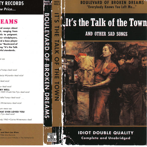 Boulevard of Broken Dreams - It's the Talk of the Town - Digital Download