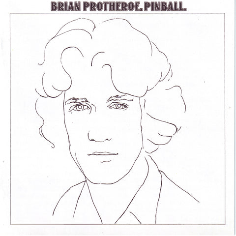 Brian Protheroe - Pinball - Compact Disc