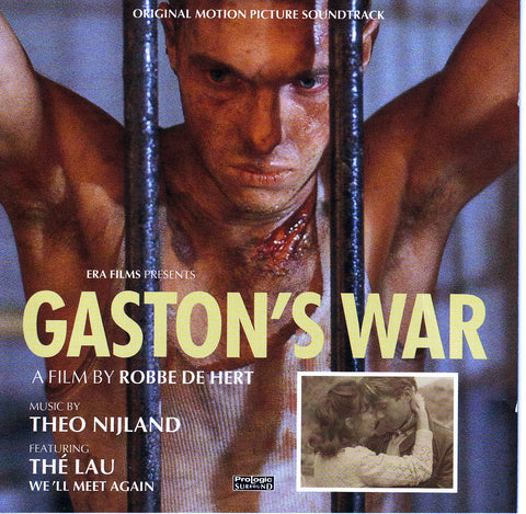 OST - Gaston's War - Compact Disc