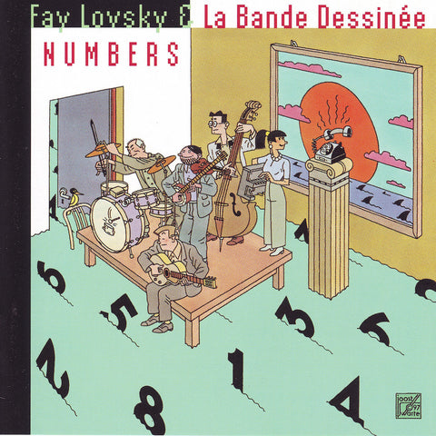 Fay Lovsky - Numbers - Digital Download