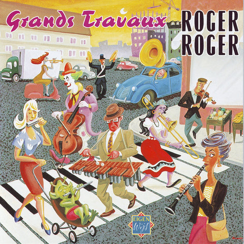 Metropole Orchestra - Roger Roger: Grands Travaux - Digital Download