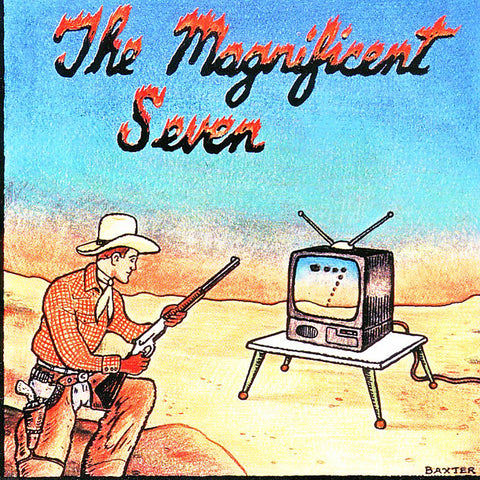 The Magnificent Seven - The Best of the Worst - Compact Disc