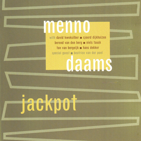 Menno Daams - Jackpot - Digital Download