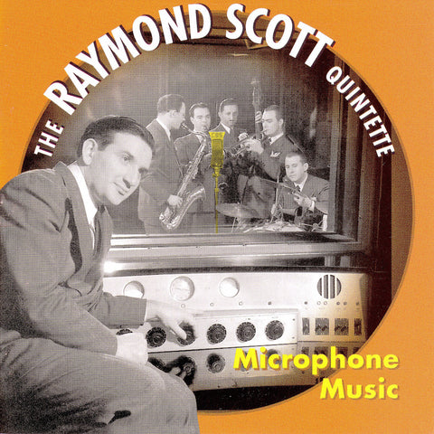 Raymond Scott Quintette - Microphone Music - Digital Download