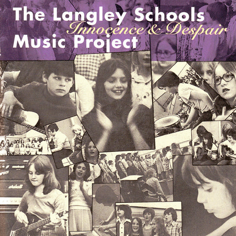 Langley Schools Music Project - Innocence and Despair - Compact Disc