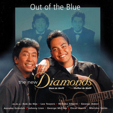 The New Diamonds - Out of the Blue - Digital Download