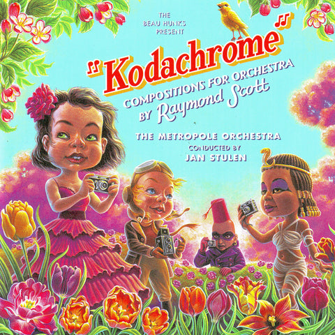 Metropole Orchestra - Kodachrome (Raymond Scott) - Digital Download