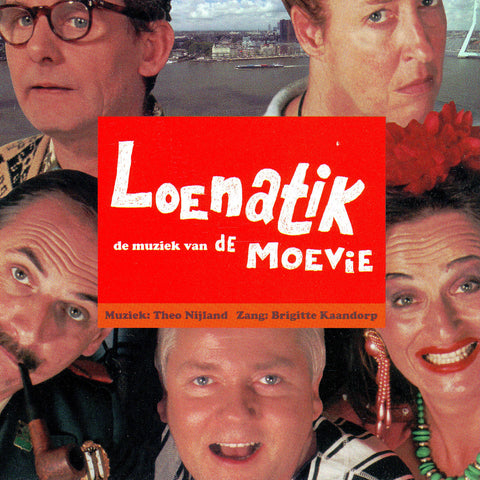 OST - Loenatik de Moevie - Digital Download