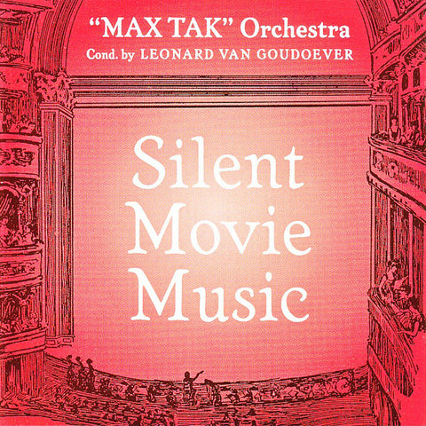 Max Tak Orchestra - Silent Movie Music - Digital Download