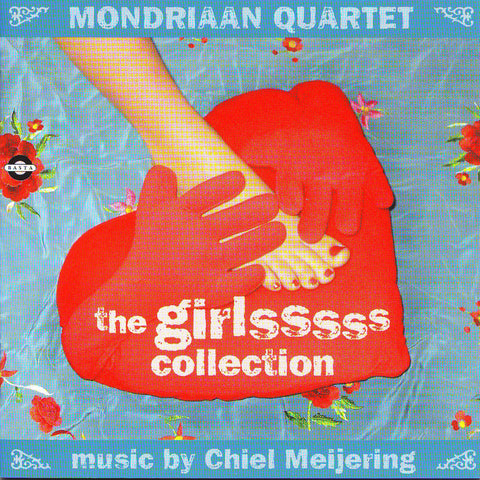 Mondriaan Quartet - The Girls Collection - Compact Disc
