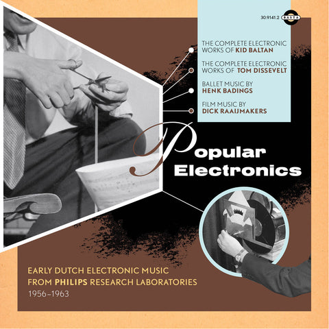 Popular Electronics - 4CD Boxset