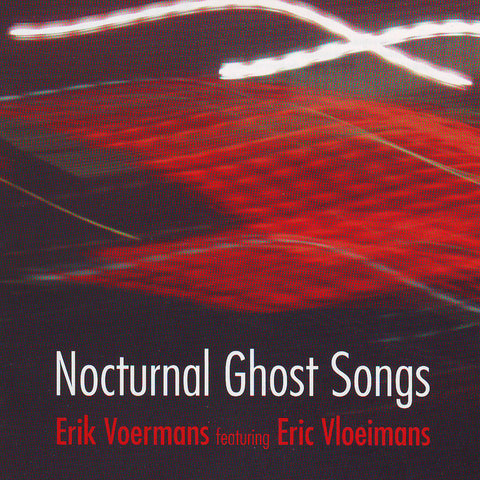Erik Voermans feat. Eric Vloeimans - Nocturnal Ghost Songs - Digital Download