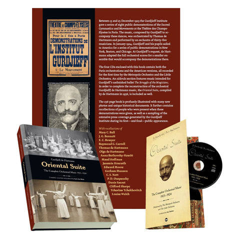Oriental Suite - 4CD /w book