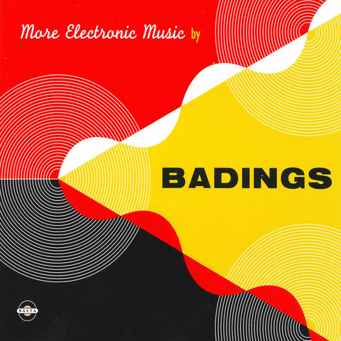 Henk Badings - More Electronic Music by... - Compact Disc