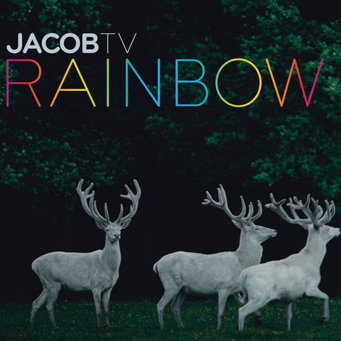 JacobTV - Rainbow - Digital Download